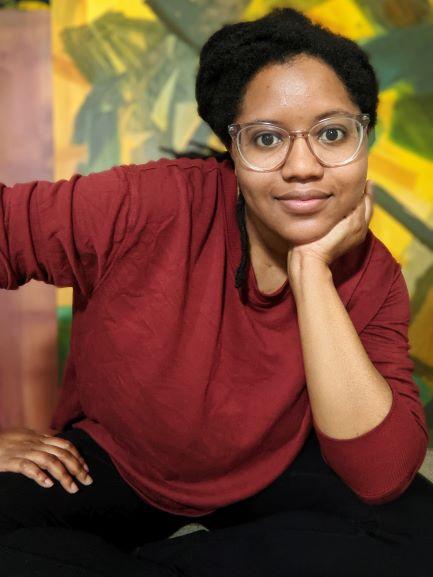 2021 Young Artist Award Winner Jeanette Bolden