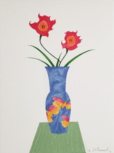 Ed Maynard, Butterfly Vase