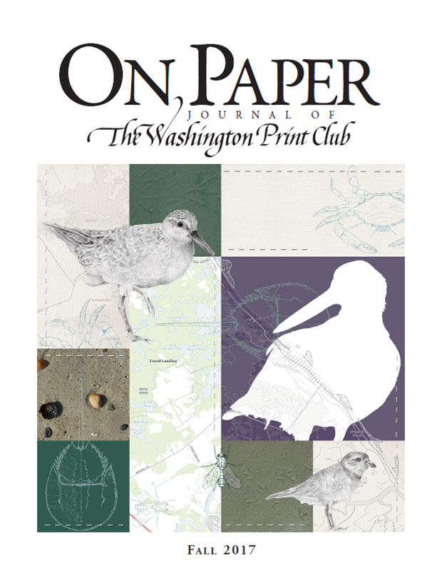 On Paper Fall 2017 edition front cover