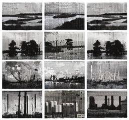 Gulf Distortions, I /XII – 2011, Soledad Salamé
