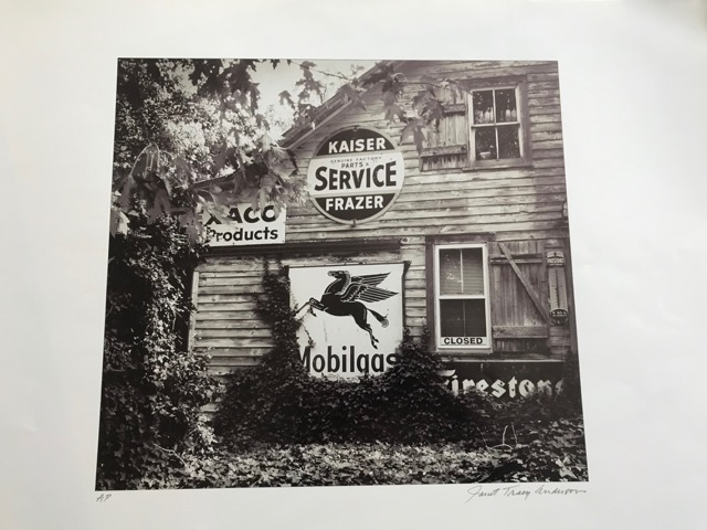 """Anderson, Janet Tracy, Untitled, undated, photograph, image: 14"""" x 13""""/sheet: 24"""" x 18"""""""