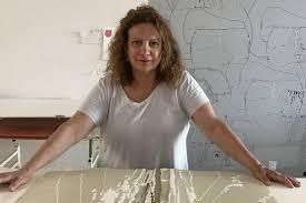 Artist Soledad Salame