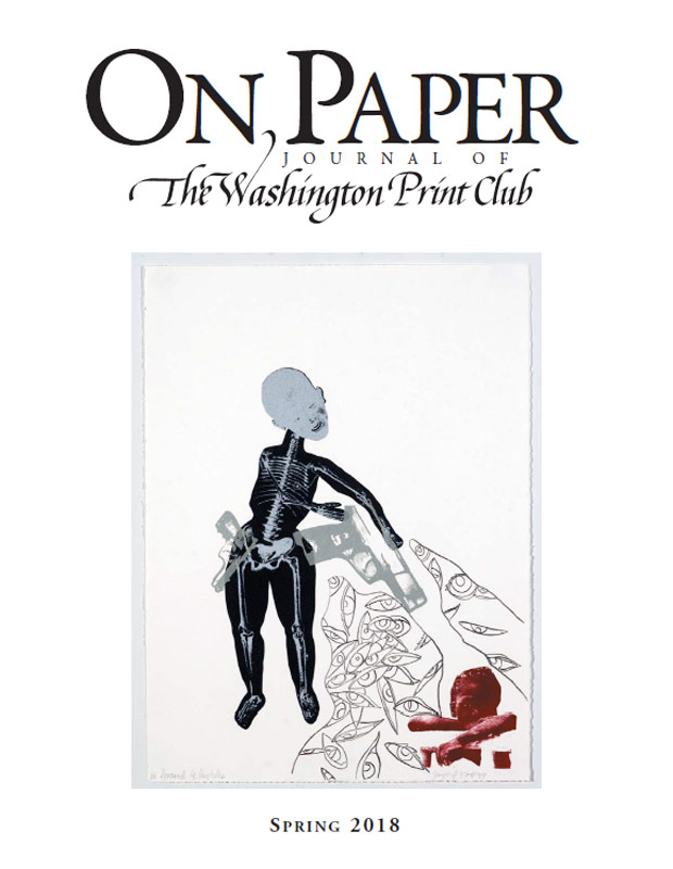 On Paper Spring 2018 edition front cover