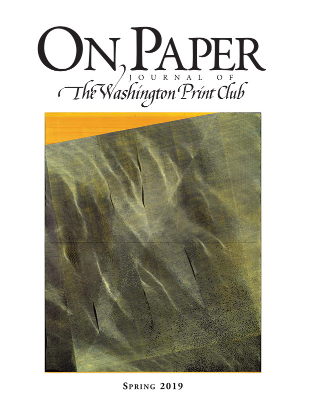 On Paper Spring 2019 edition front cover