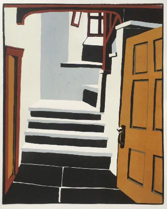 Max-Karl Winkler Stairwell, North Yorkshire