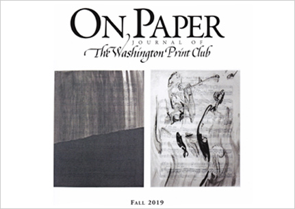 On Paper: Journal of the Washington Print Club