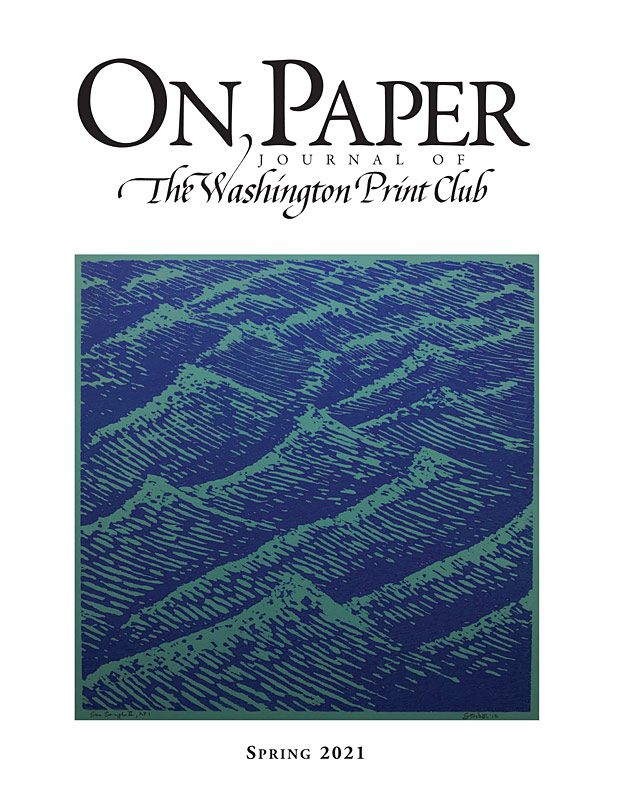 Spring 2021 On Paper cover